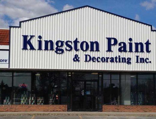 Kingston Paint