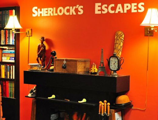 Sherlocks Escapes