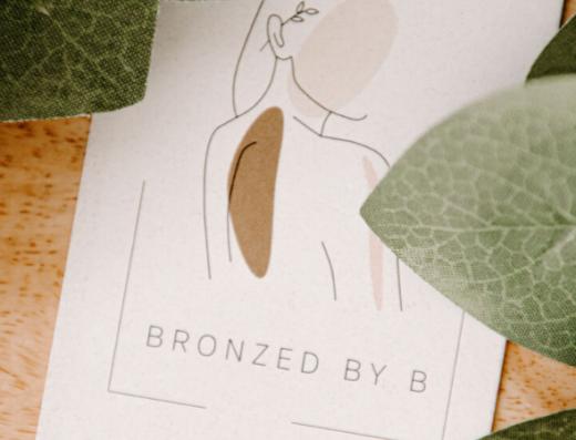 Bronzed by B