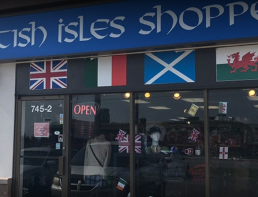 British Isles Shoppe